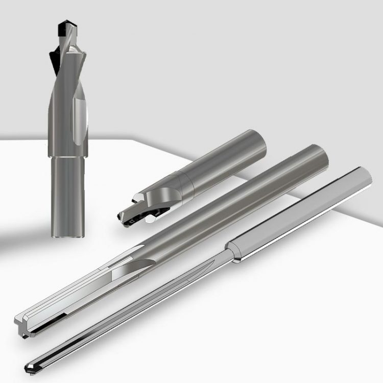 Special Step Drill and CBN Reamer Tools
