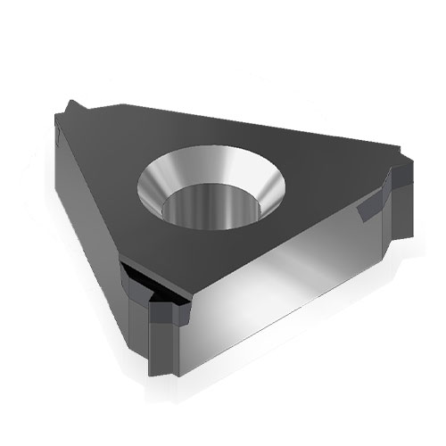 Threading PCD Insert Assembly