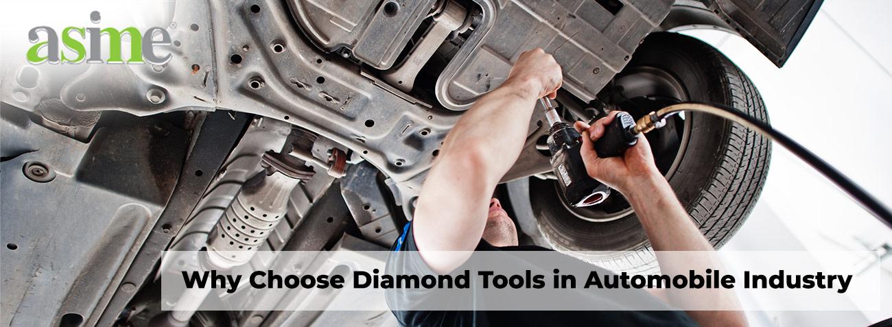 Automotive Diamond Tooling